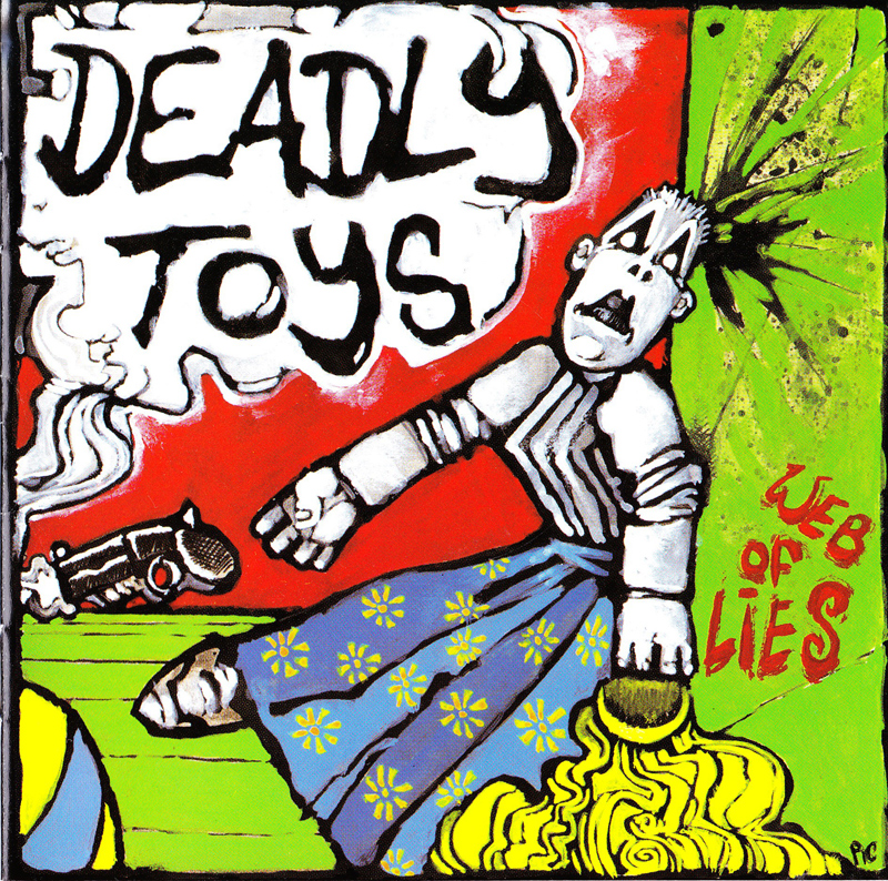 deadly-toys-Web of Lies