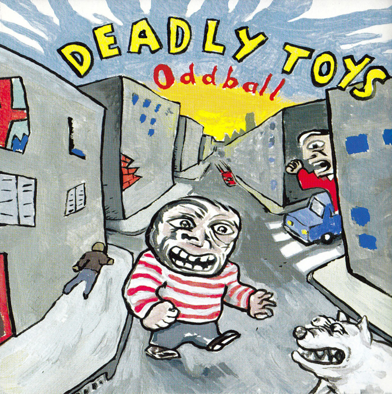 deadly-toys oddball